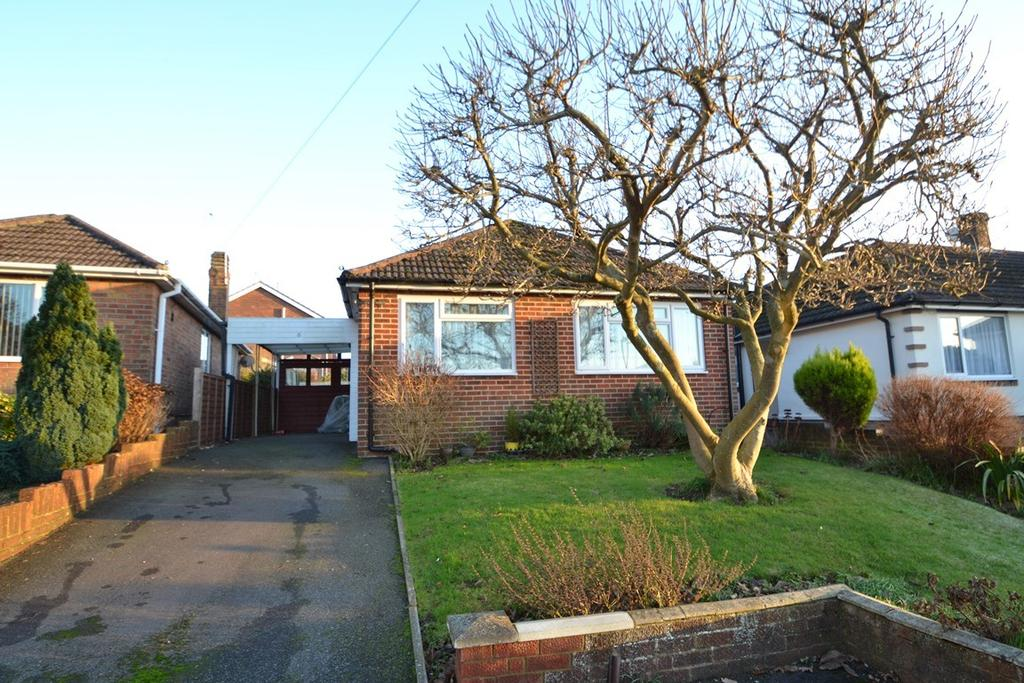 2 Bedrooms Detached Bungalow for sale in Chandlers Ford