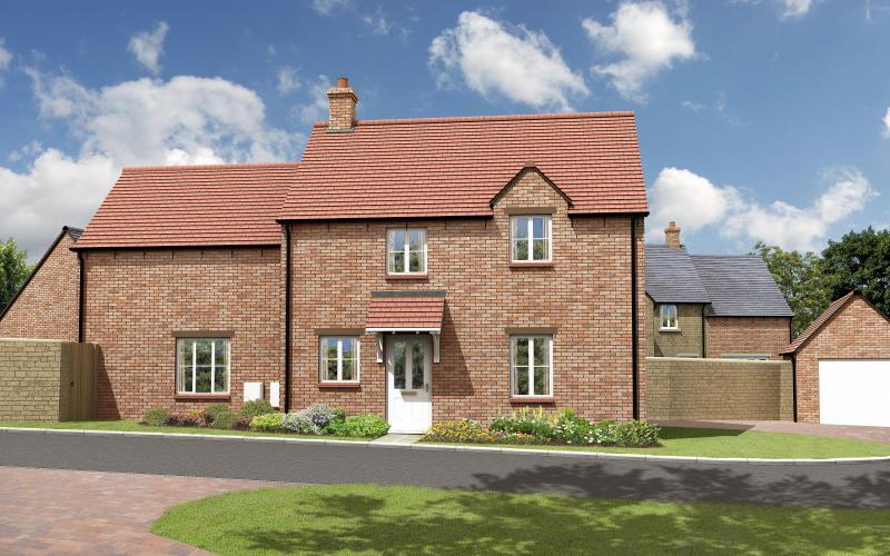 3 Bedrooms Detached House for sale in The Silver Birch, Charity Farm, Woodstock Road, Stonesfield, Witney, Oxfordshire