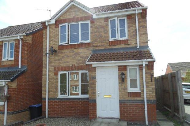 3 Bedrooms Detached House for sale in PRIMROSE GARDENS, ST HELENS, BISHOP AUCKLAND