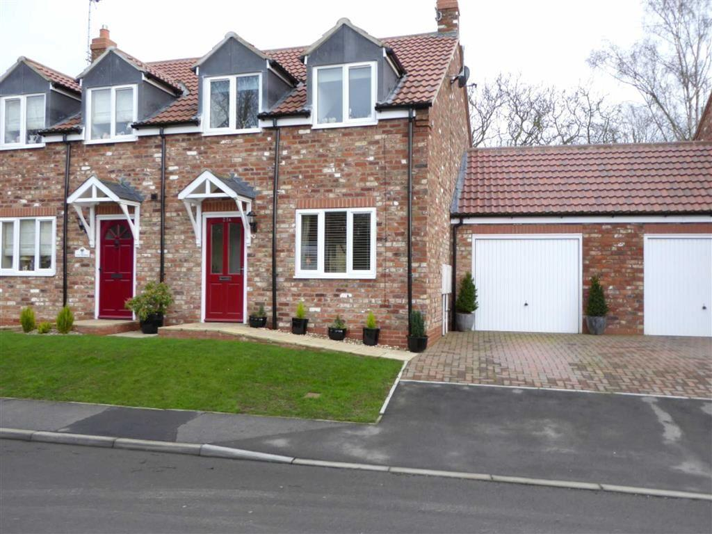3 Bedrooms Semi Detached House for sale in Howe Lane, Nafferton, East Yorkshire