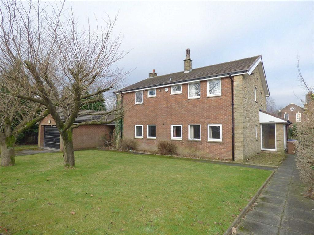 4 Bedrooms Detached House for sale in Sparrow Hill, Rochdale, Lancashire, OL16