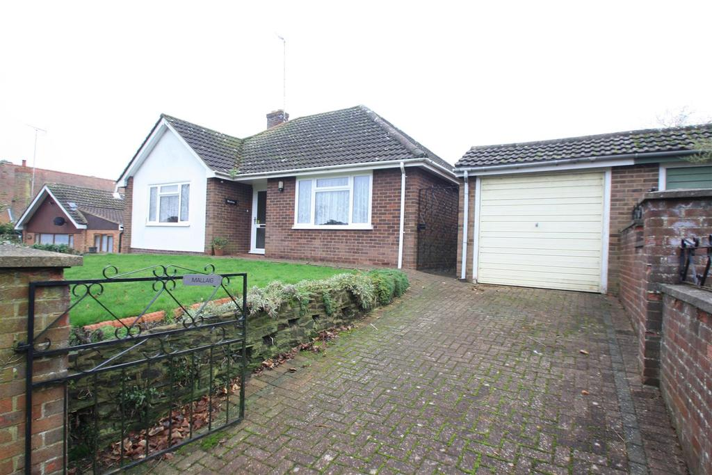 2 Bedrooms Detached Bungalow for sale in Church Road, Stoke Hammond, Milton Keynes