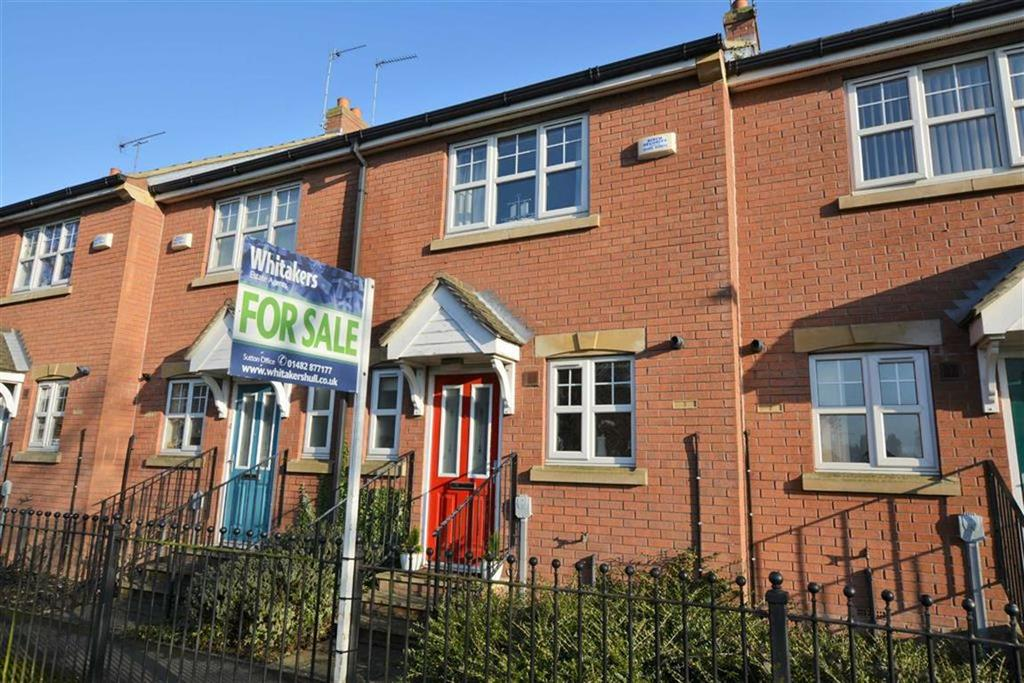 2 Bedrooms Terraced House for sale in Mary Carr Court, Hedon, HU12