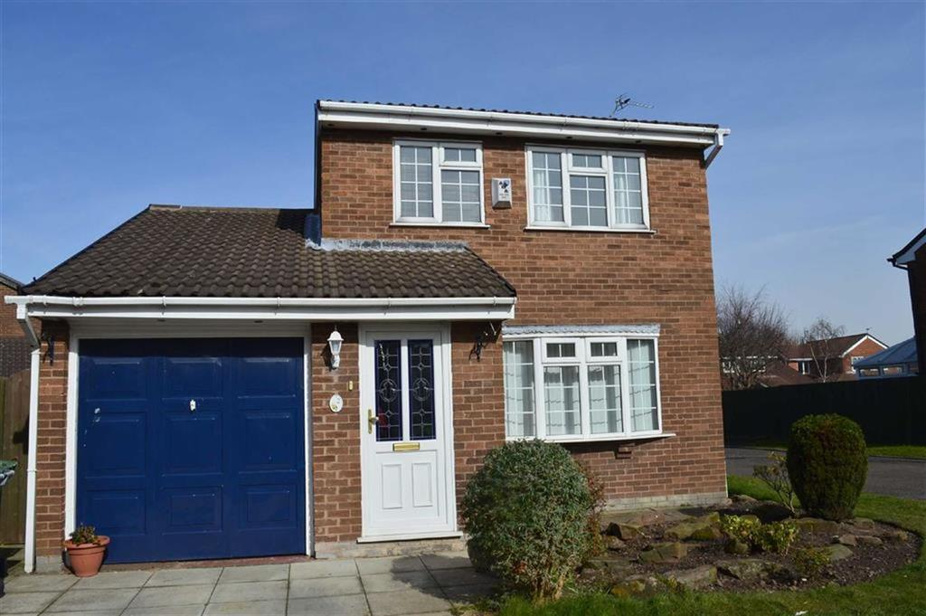 3 Bedrooms Detached House for sale in Shepherd Close, CH49
