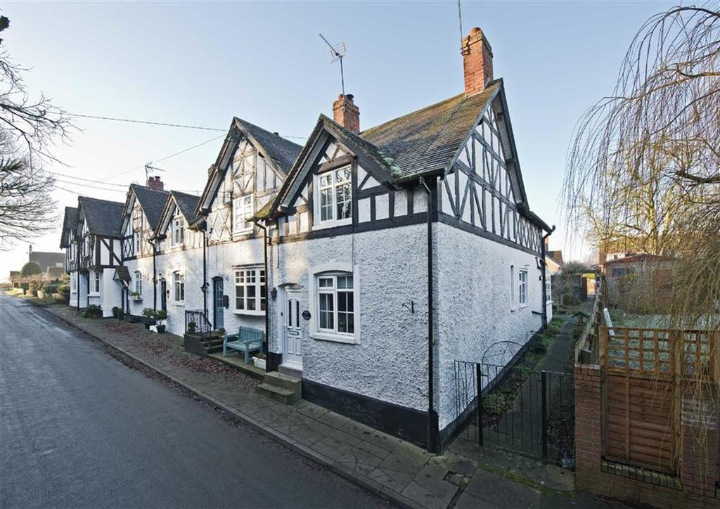 2 Bedrooms Cottage House for sale in Holly Cottage, 24, Folley Road, Ackleton, Wolverhampton, Shropshire, WV6