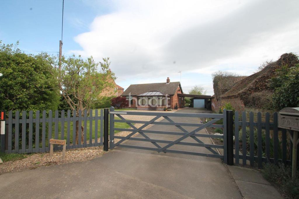 3 Bedrooms Bungalow for sale in Grassthorpe Road, Normanton on Trent