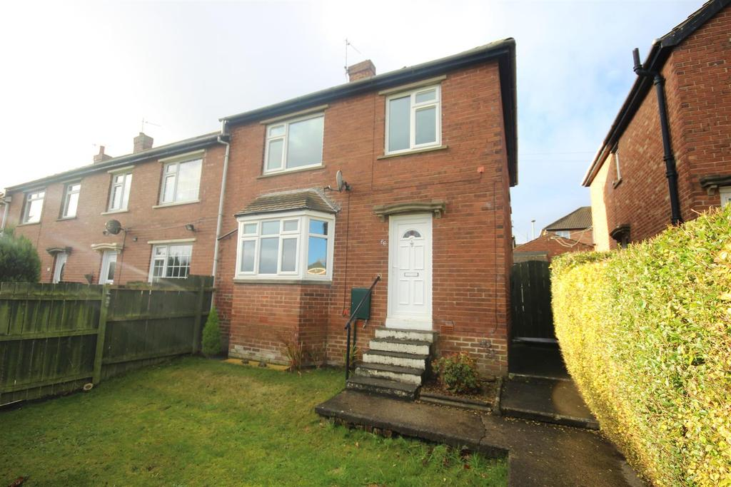 3 Bedrooms End Of Terrace House for sale in Moorfoot Avenue, Chester Le Street