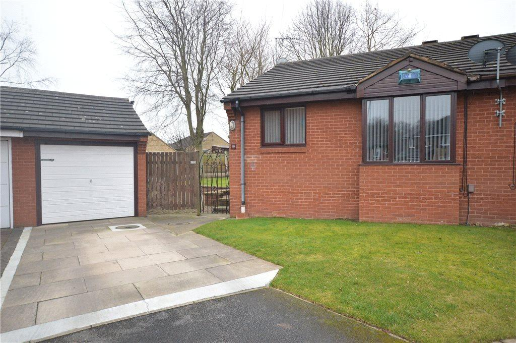 2 Bedrooms Semi Detached Bungalow for sale in Kingfisher Close, Shadwell Lane, Leeds