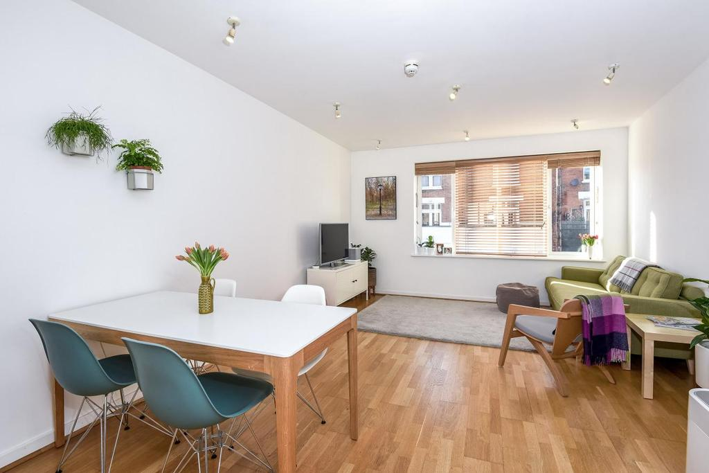 2 Bedrooms Flat for sale in Mount Pleasant Crescent, Stroud Green, N4