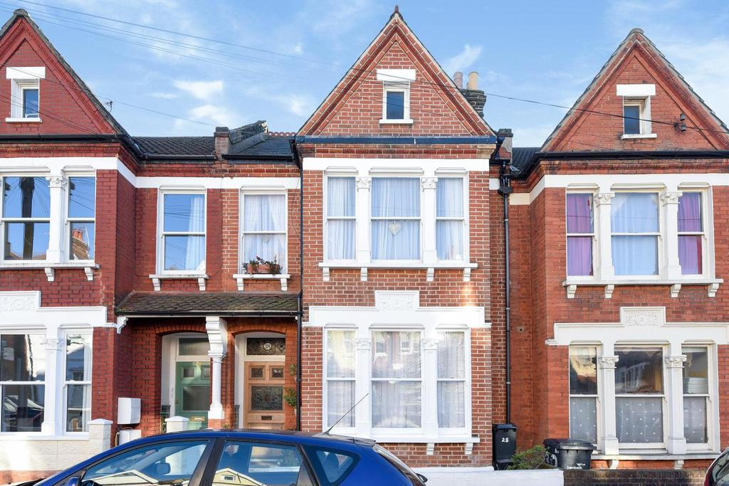 2 Bedrooms Flat for sale in Norfolk House Road, Streatham Hill, SW16