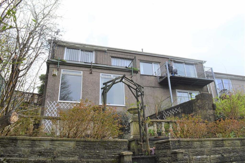 4 Bedrooms Semi Detached House for sale in Penygraig Road, Swansea, SA1