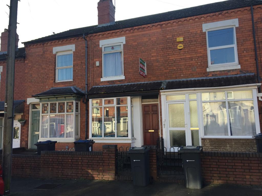 3 Bedrooms Terraced House for sale in Westminster Road, Selly Oak, Birmingham B29 7RN