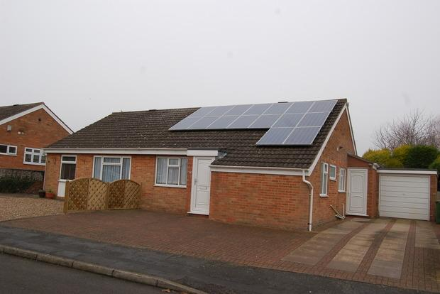 2 Bedrooms Bungalow for sale in Lewis Way, Countesthorpe, Leicester, LE8