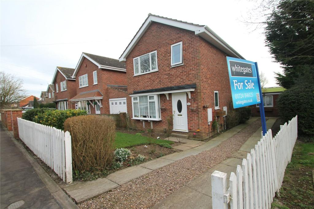 4 Bedrooms Detached House for sale in Valley View Drive, Bottesford, Scunthorpe, DN16