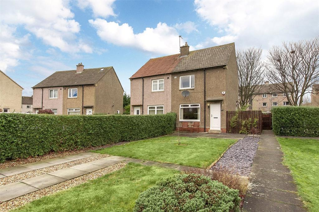 2 Bedrooms Semi Detached House for sale in 64 Easter Drylaw Place, Edinburgh, EH4