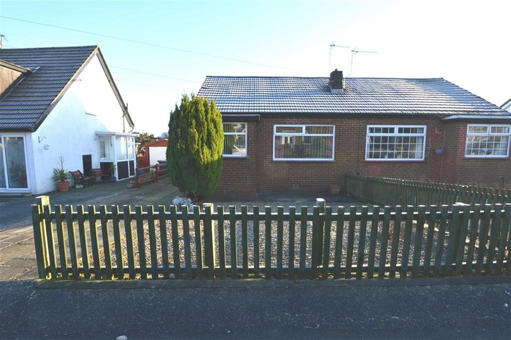 2 Bedrooms Semi Detached Bungalow for sale in Bentfield Cottages, Clayton, Clayton Bradford