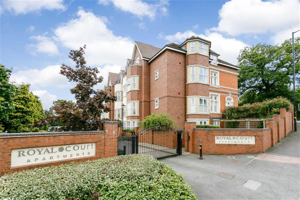 2 Bedrooms Apartment Flat for sale in Royal Court Apartments, Sutton Coldfield, West Midlands