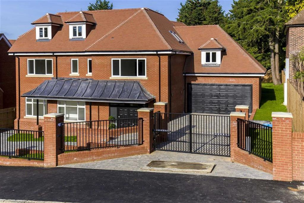 6 Bedrooms Detached House for sale in Wood Ride, Hadley Wood, Hertfordshire