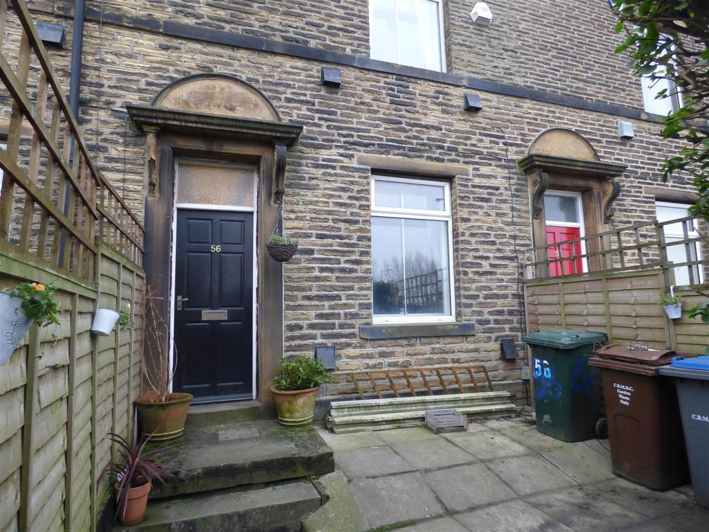 2 Bedrooms Terraced House for sale in Tong Street, Dudley Hill, BD4 9LX