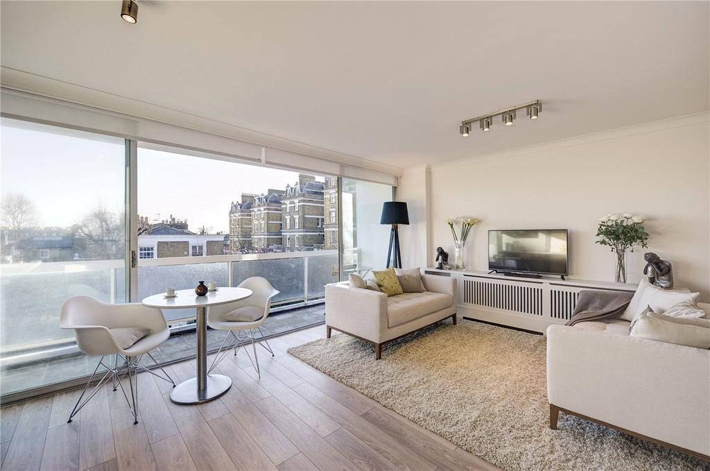 2 Bedrooms Flat for sale in Bedford Gardens, Kensington, London, W8