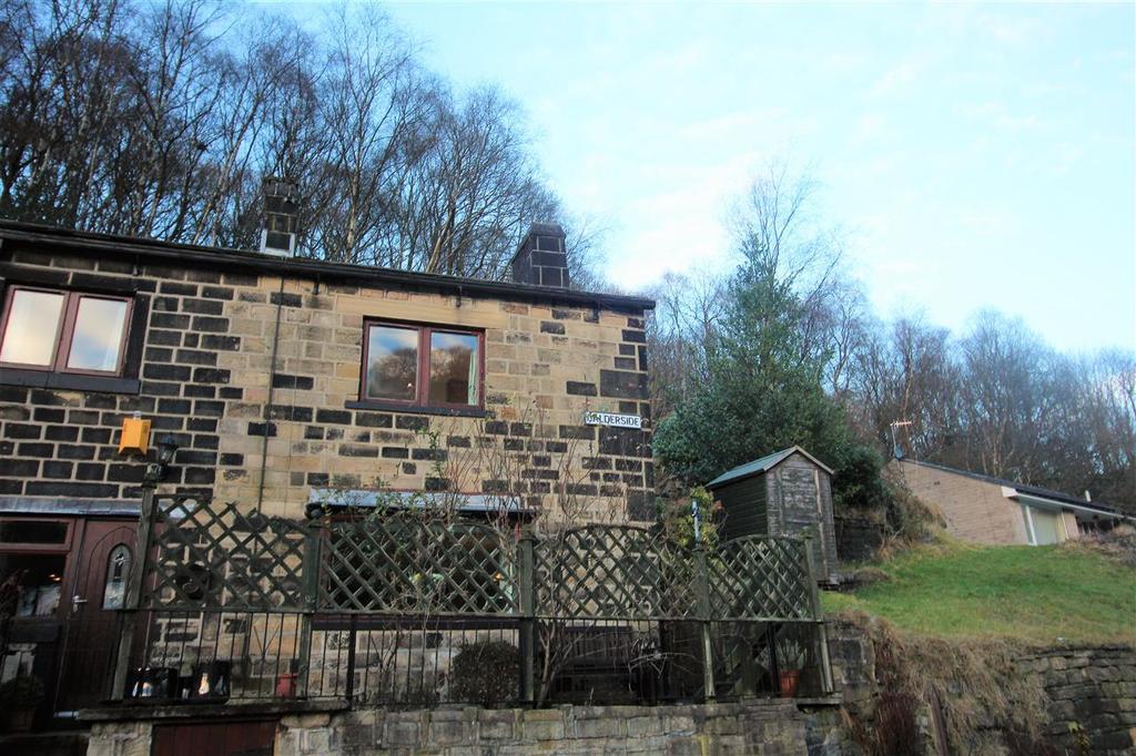 2 Bedrooms Cottage House for sale in Calderside, Off Oakville Road, Hebden Bridge