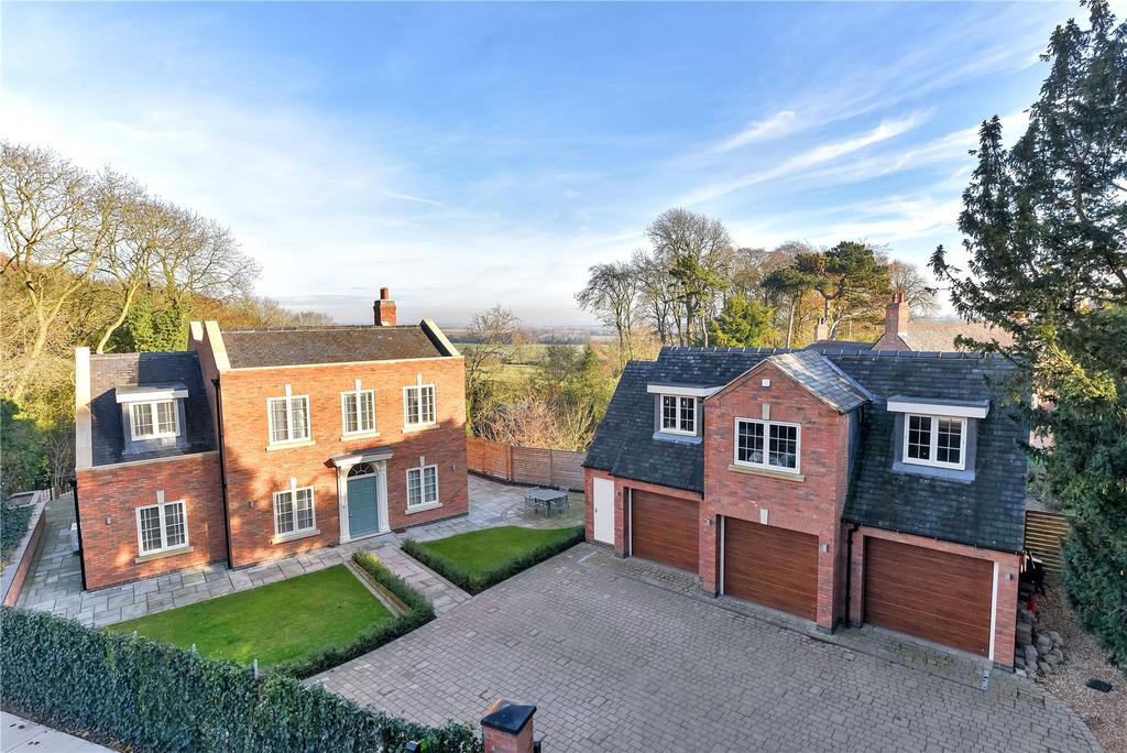 5 Bedrooms Detached House for sale in Main Street, Gumley