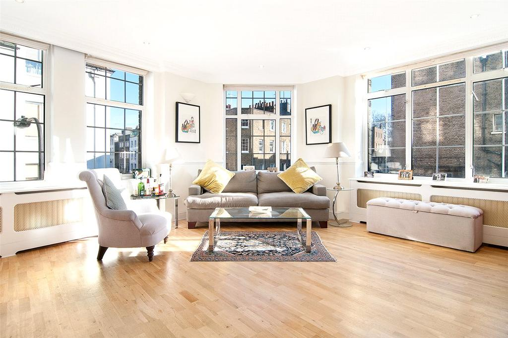 2 Bedrooms Flat for sale in Warren Street, Fitzrovia, London, W1T
