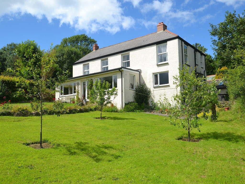 5 Bedrooms Detached House for sale in Gillan Cove, Manaccan, Helston