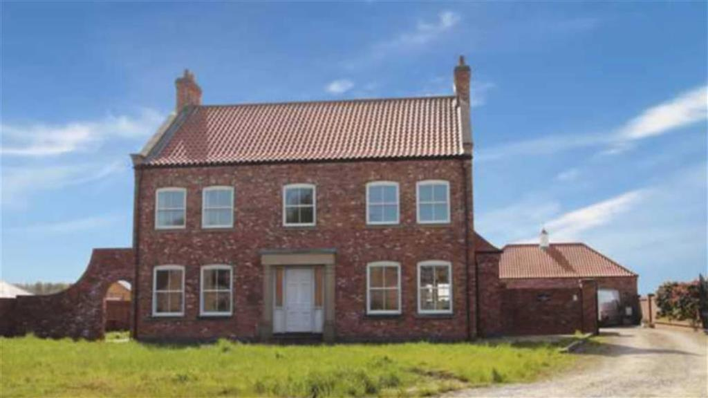 7 Bedrooms Detached House for sale in Old Trough Lane, Sandholme