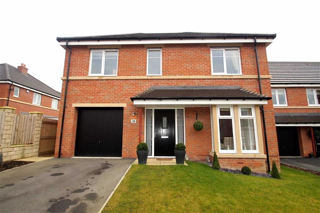 4 Bedrooms Detached House for sale in Euston Road, Leeds