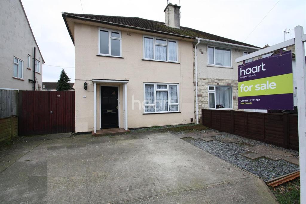 3 Bedrooms Semi Detached House for sale in Sussex Road, Maidstone