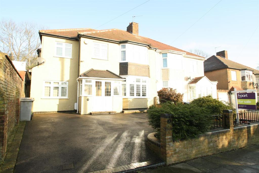 5 Bedrooms Semi Detached House for sale in St Andrews Avenue, Wembley