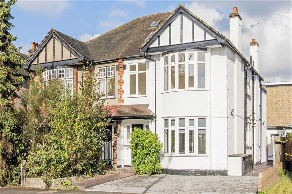 2 Bedrooms Flat for sale in Worple Road, West Wimbledon, London