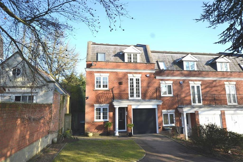4 Bedrooms End Of Terrace House for sale in Woodlands, Epping, Essex, CM16
