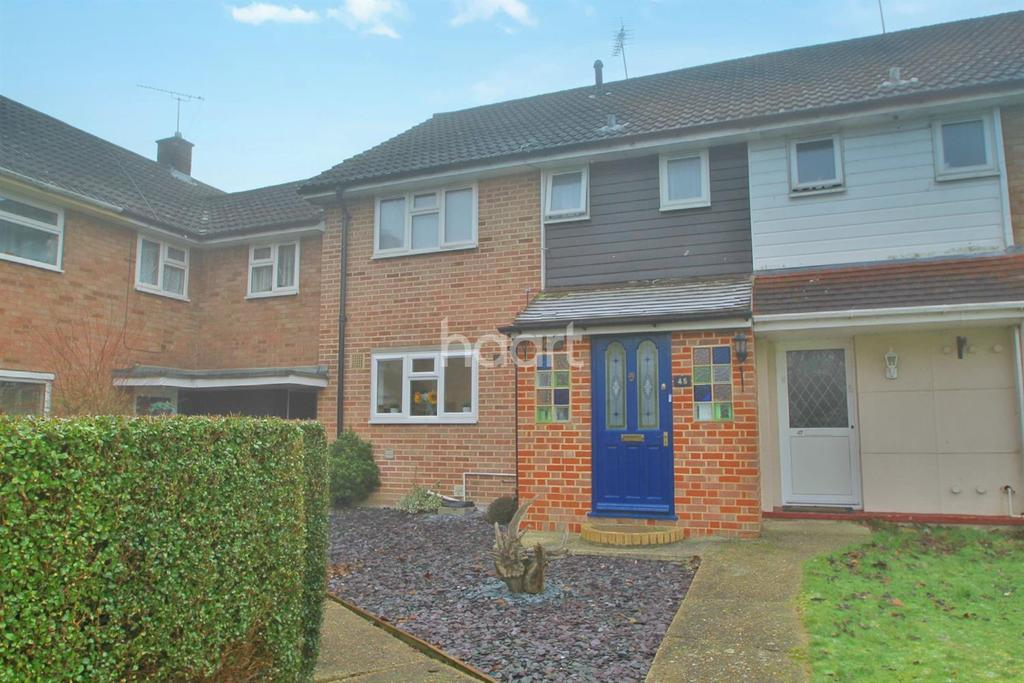 3 Bedrooms Terraced House for sale in Cross Green, Basildon