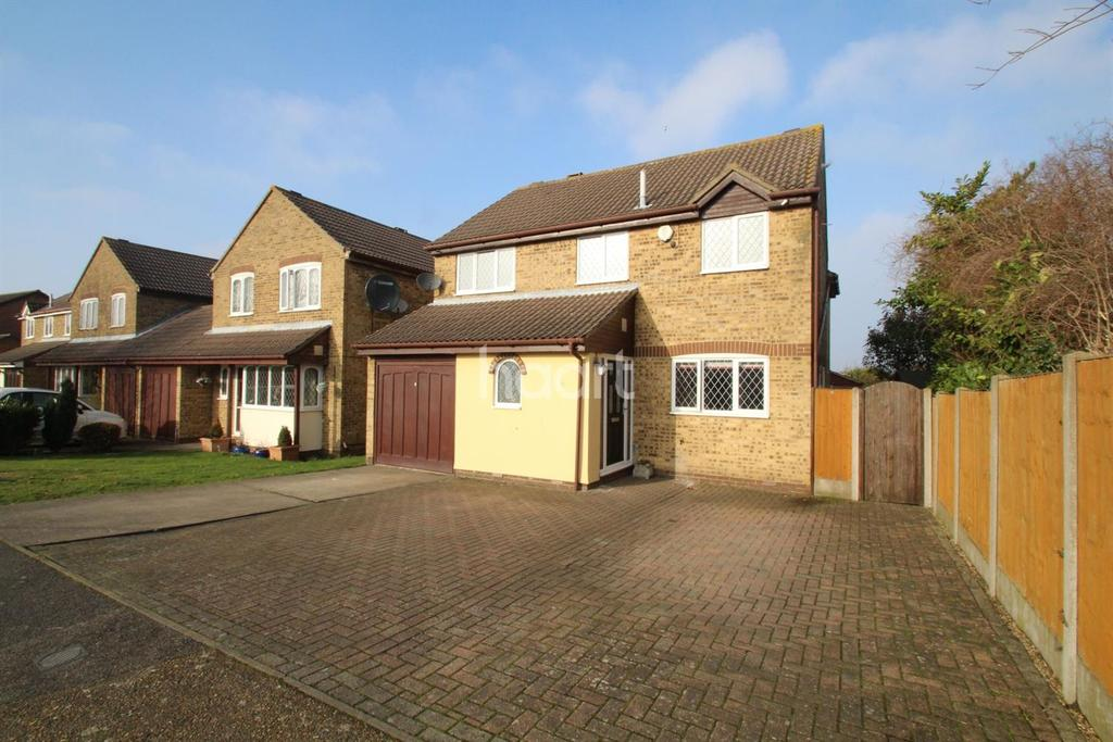 5 Bedrooms Detached House for sale in Jiniwin Road, Rochester