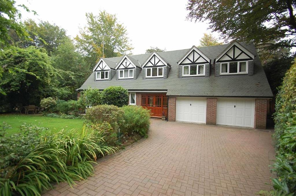 5 Bedrooms Detached House for sale in Woodroyd Close, Bramhall, Cheshire