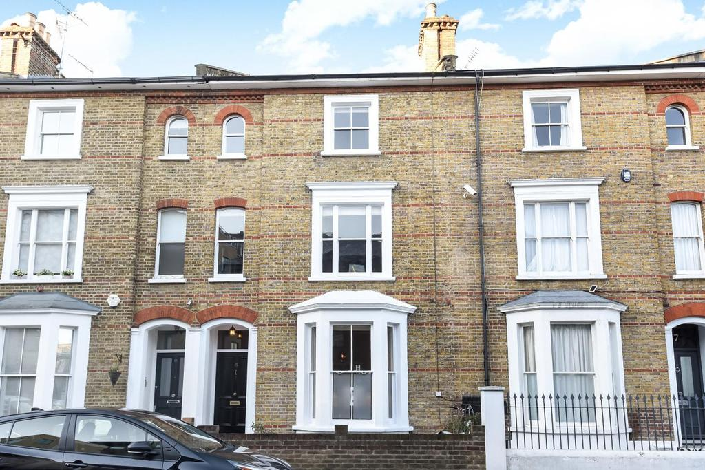 5 Bedrooms Detached House for sale in Rowan Road, Brook Green, W6