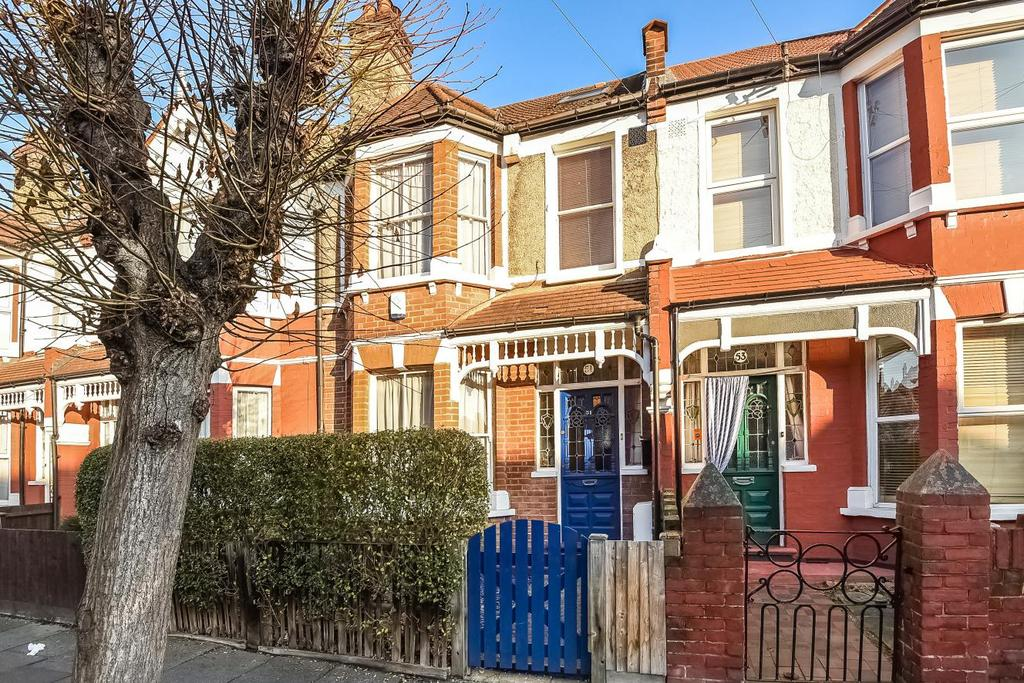 4 Bedrooms Terraced House for sale in Links Road, Tooting, SW17