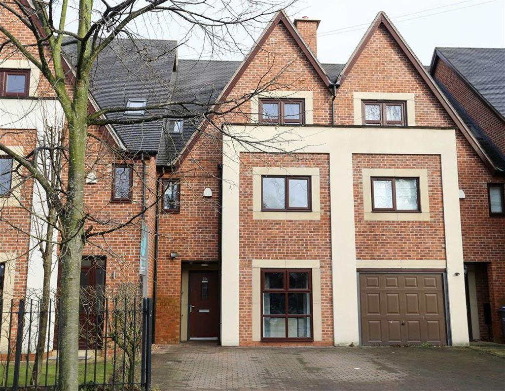 4 Bedrooms Town House for sale in Darley Avenue, Chorlton, Manchester