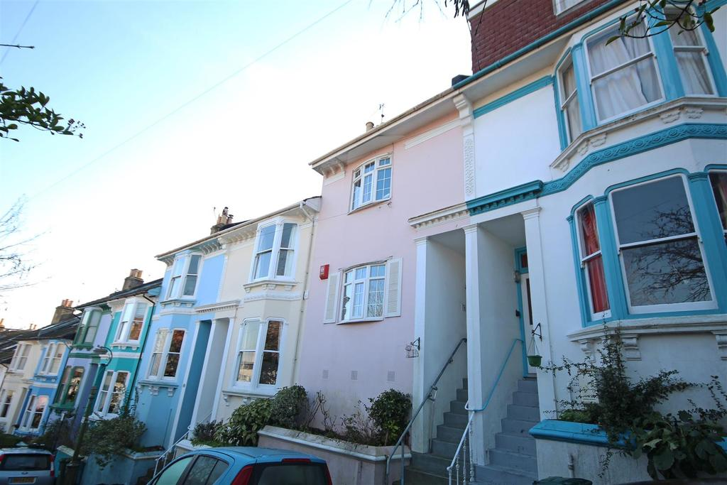 3 Bedrooms Terraced House for sale in Parkmore Terrace, Preston Park, Brighton