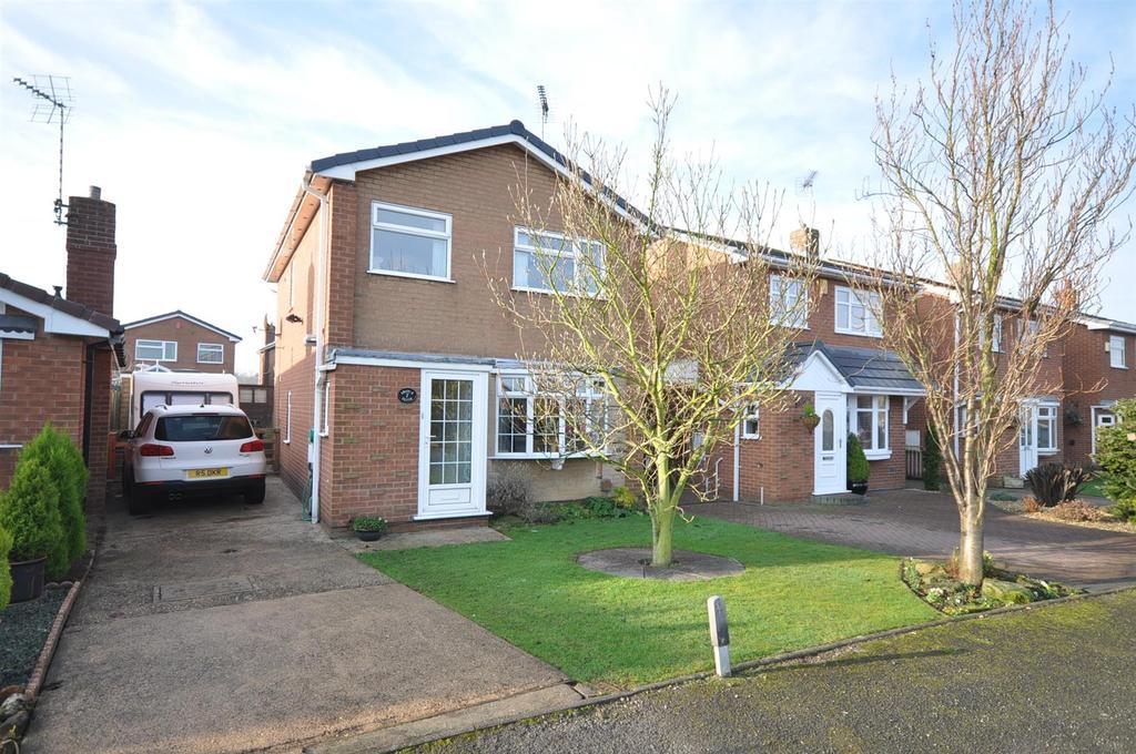 3 Bedrooms Detached House for sale in Argyle Close, Warsop