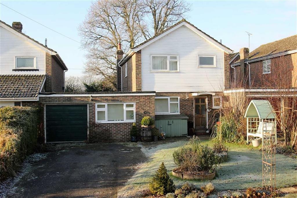 4 Bedrooms Link Detached House for sale in West Meade, Milland, Nr Liphook, Hampshire, GU30
