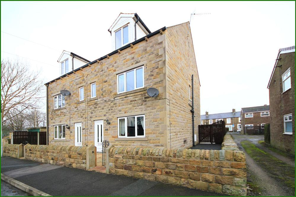 4 Bedrooms Semi Detached House for sale in Linden Road, Earby BB18