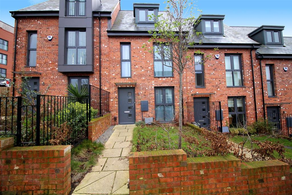 3 Bedrooms Terraced House for sale in Enfield Road, Gateshead