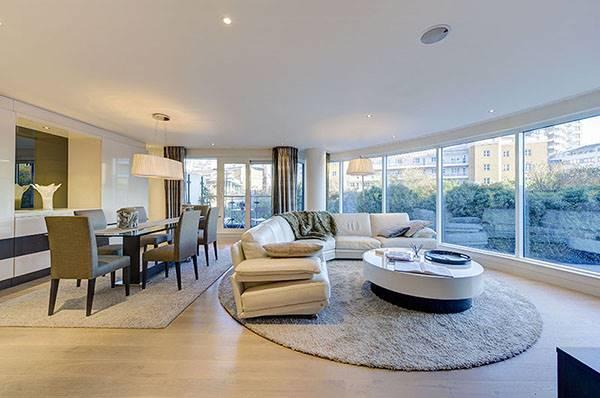 2 Bedrooms Apartment Flat for sale in Octavia House, Imperial Wharf, London SW6
