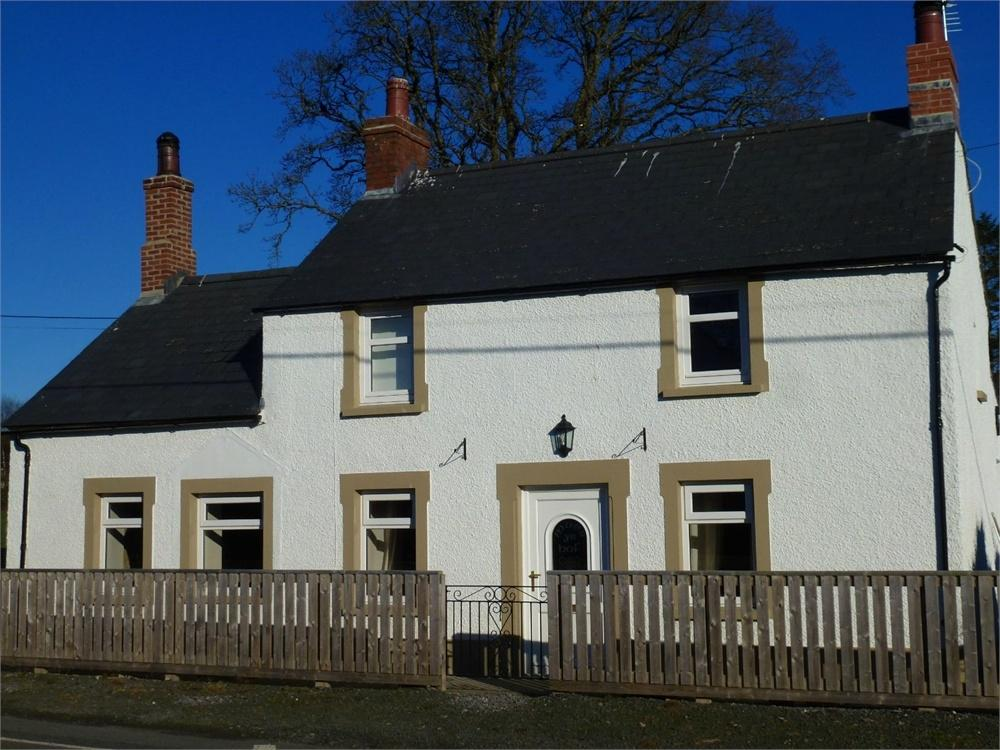 3 Bedrooms Cottage House for sale in Maesyrhaf, Llechryd, Cardigan, Ceredigion