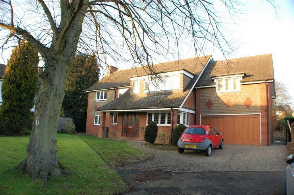 5 Bedrooms Detached House for sale in Cylers Thicket, WELWYN, Hertfordshire