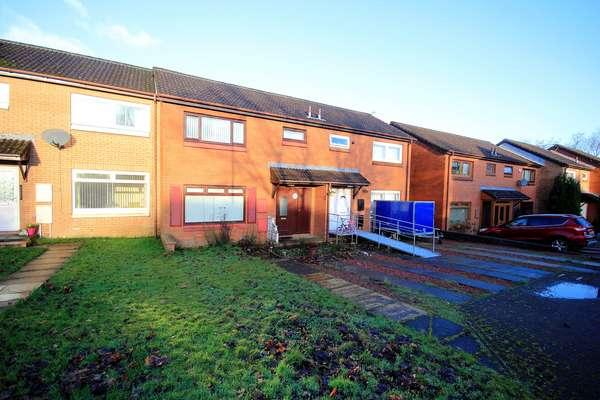 2 Bedrooms Terraced House for sale in 35 Drumloch Gardens, Whitehills, East Kilbride , G75 0UT