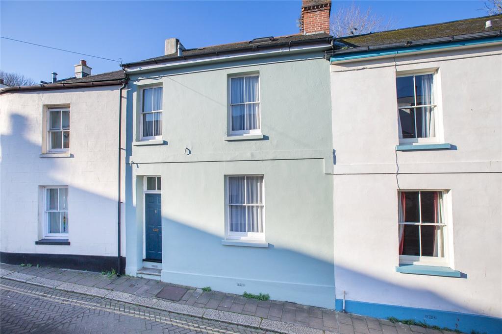 3 Bedrooms Terraced House for sale in Leechwell Street, Totnes, Devon, TQ9